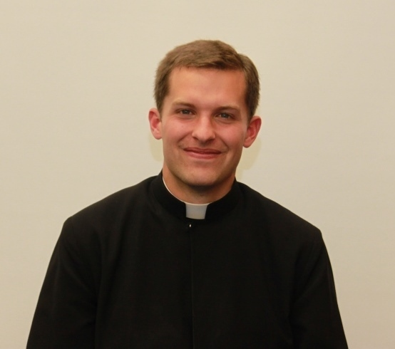 Br Christopher Daniels, LC